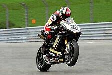 IDM - Superbike - Giuseppetti schnappt sich die Pole