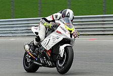 IDM - Superbike - Altendorfer feiert ersten Sieg