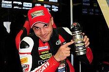IDM - Superbike - Giuseppetti motiviert nach Salzburg