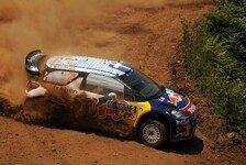 WRC - Sebastien Ogier gewinnt Rallye Griechenland