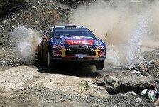 WRC - Loeb will in Griechenland siegen