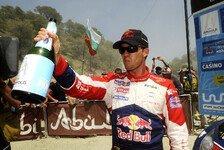 WRC - Citroen: 22. Doppelsieg in Griechenland