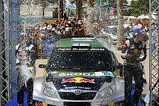 WRC - S-WRC: Hänninen gewinnt in Griechenland