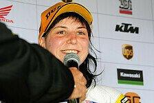 IDM - Supersport - Frauenpower: Sarah Heide
