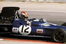 Formel 1 - 35. Todestag von François Cevert
