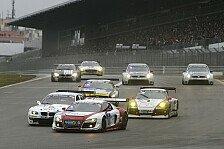Mehr Sportwagen - Audi bei drei 24-Stunden-Rennen vertreten