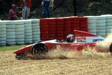 Formel 1 - Ein Jahr ohne Sieg: Ferraris schwarze Serien