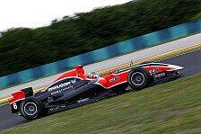 WS by Renault - Wickens in Silverstone auf Pole