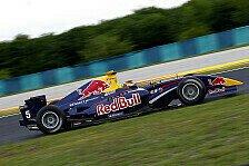 WS by Renault - Jean-Eric Vergne siegt im ersten Rennen