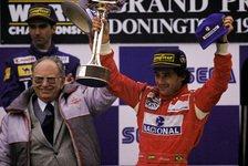 Formel 1 - Vor 20 Jahren: Walker gedenkt Sennas größtem Sieg