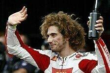 MotoGP - Schweigeminute in Italien für Simoncelli