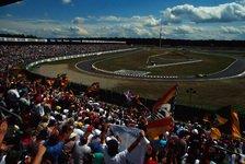 Formel 1 - Deutschland GP 2016 zu 1000 Prozent sicher