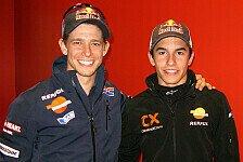 MotoGP - Marquez: Stoner will nur über sich reden