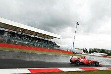 Formel 1 - Spannungsreicher britischer GP an Alonso