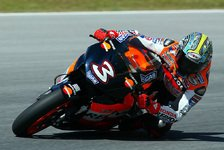 MotoGP - Barcelona Tests, MotoGP Tag 2: Honda setzte Dominanz fort