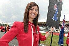 Formel 1 - Bilder: Großbritannien GP - Girls