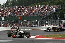 Formel 1 - Bilder: Großbritannien GP - Rennen