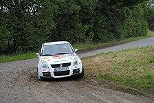 DRS - Dr. Henry Wichura bei der Warburg Rallye