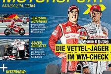 Formel 1 - Im Handel: Das neue Motorsport-Magazin