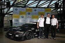 DTM - BMW M3 DTM Concept Car feiert Premiere