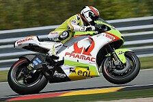 MotoGP - De Puniets Rennen in Runde 1 gelaufen