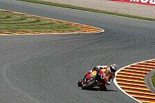 MotoGP - Dovizioso verpasst knapp Podest