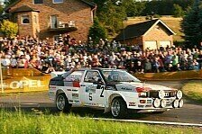 Mehr Rallyes - Eifel Rallye Festival: Nennliste eröffnet