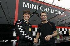 MINI Challenge - Bilder: München - 6. Lauf