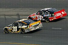 NASCAR - Ryan Newman siegt vor Tony Stewart