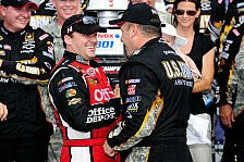 NASCAR - Bilder: Lenox Industrial Tools 301 - 19. Lauf