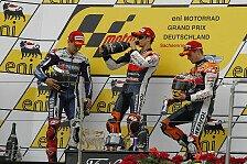 MotoGP - Pedrosa will den ersten Sieg der Saison