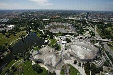 DTM - Fan-Service: DTM-Spektakel im Olympiastadion