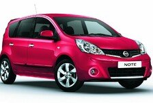 Auto - Nissan Sonderedition für die Stadtflitzer