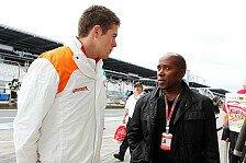 Formel 1 - Anthony Hamilton verklagt Paul di Resta