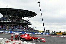 Formel 1 - Deutschland GP 2013 verschoben