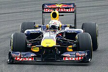 Formel 1 - 3. Training: Vettel fährt Bestzeit