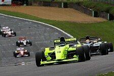 Formel 2 - Pineiro holt Doppelsieg in Österreich