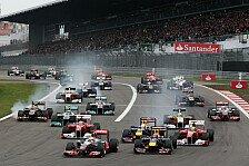 Formel 1 - Nürburgring-Entscheid wohl erst im März