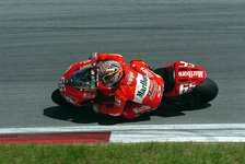 MotoGP - Sepang Tag 2: Capirossi mit erneuter Bestzeit