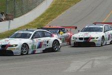 USCC - Meistermannschaft BMW reist zum Finale