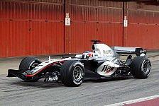 Formel 1 - Bilderserie: Das McLaren Team 2005