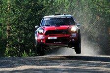 WRC - GB-Shakedown: Meeke & Ostberg zeitgleich