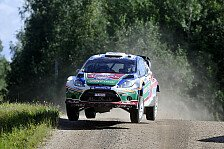 WRC - Finnland: Solberg freut sich auf Ouninpohja