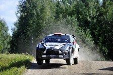 WRC - Blog: Räikkönens WM-Ausschluss