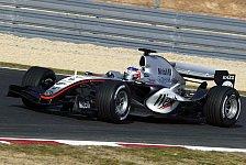 Formel 1 - Der MP4-20: Es ist eine Ente!