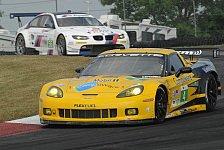 USCC - Fahrerwechsel bei Corvette