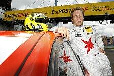 DTM - Van der Zande: Könnte 2012 aufs Podium fahren