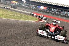 Games - F1 2011 bietet KERS und DRS