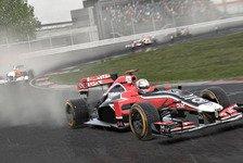 Games - Codemasters bringt F1 auf neue Plattformen