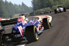 Games - Bilder: F1 2011 - Screenshots